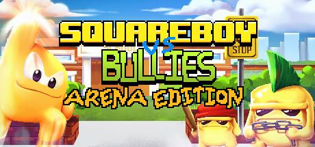 Squareboy vs Bullies: Arena Edition game image