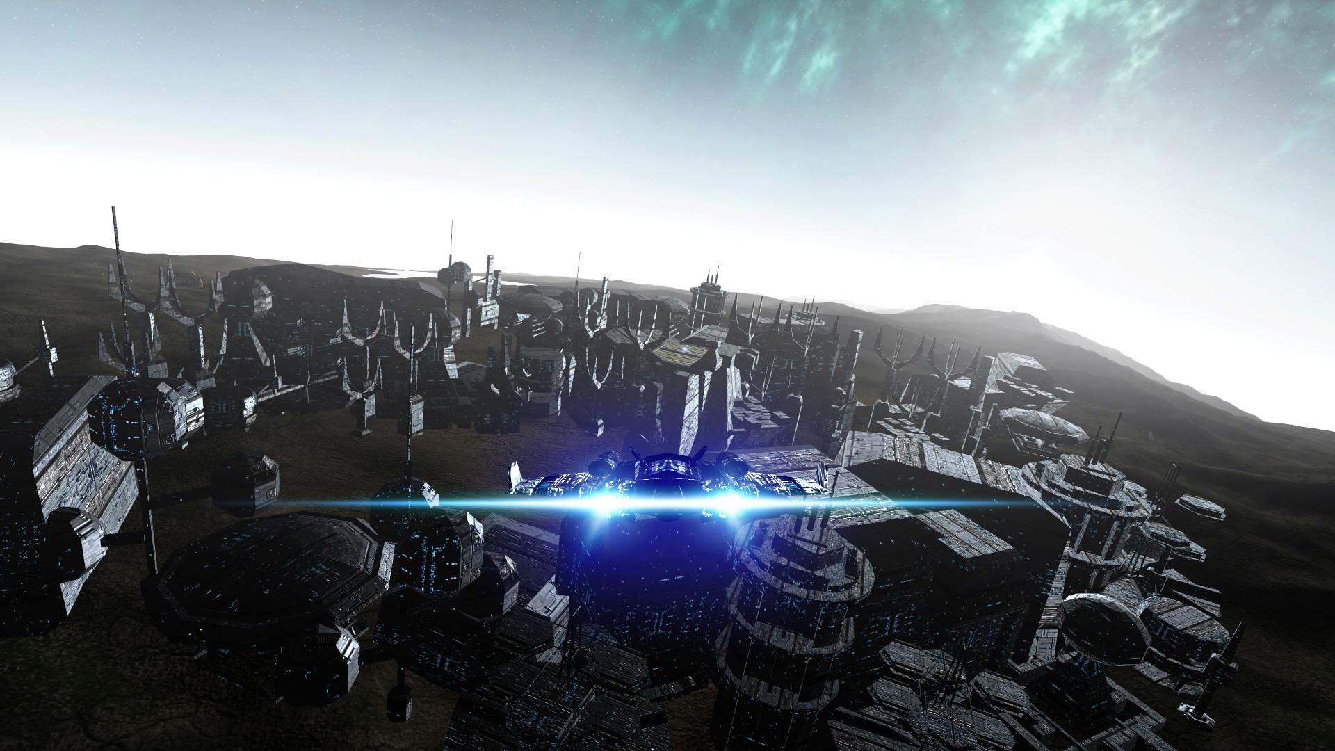 Evochron Mercenary screenshot