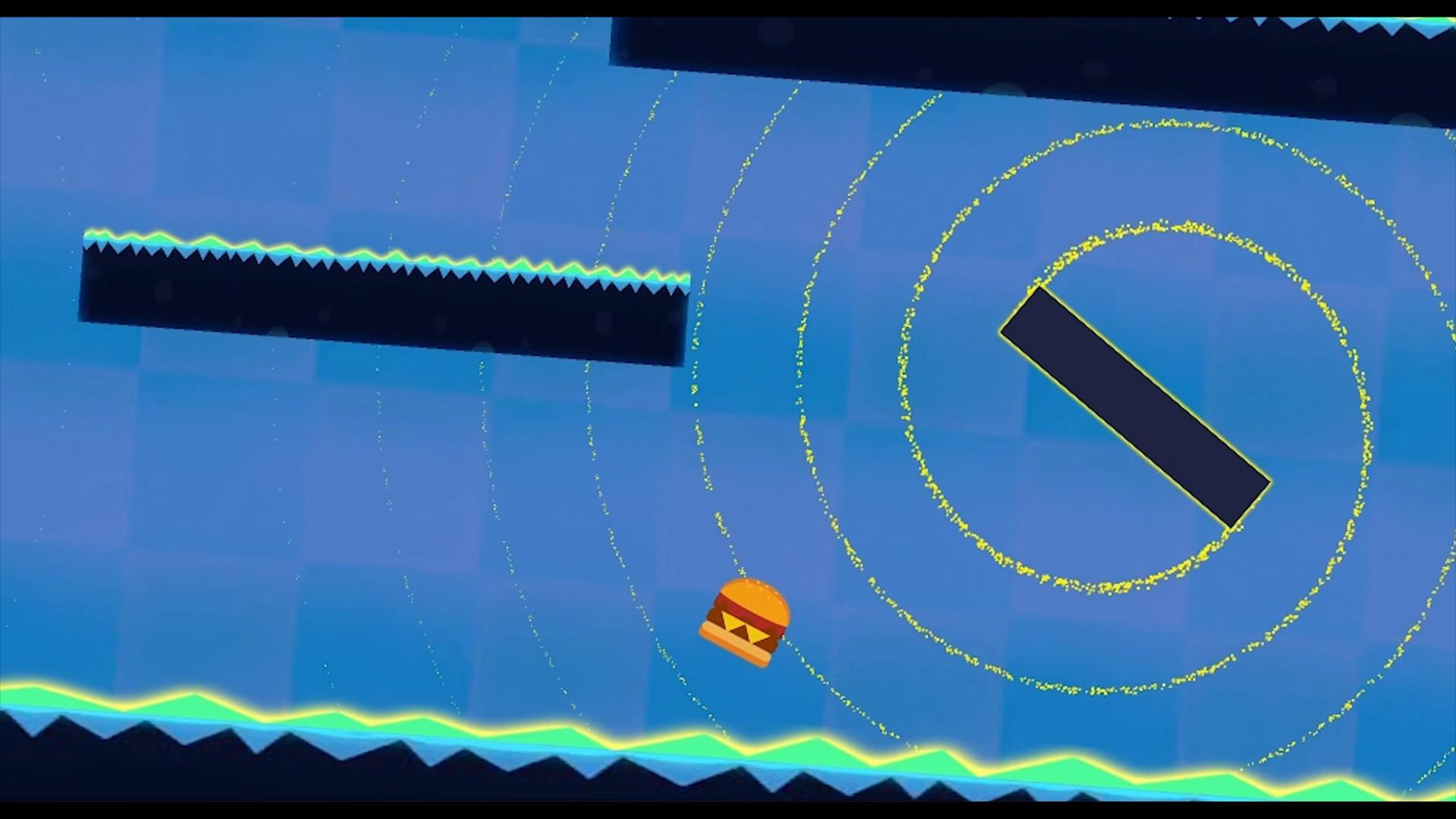 Burger in Partyland screenshot