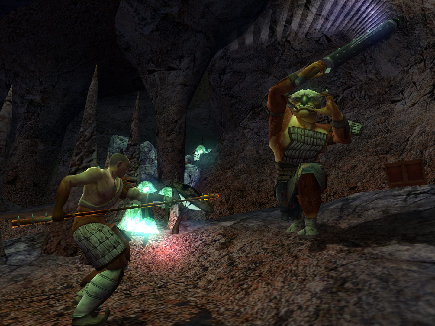Jade Empire: Special Edition screenshot 3