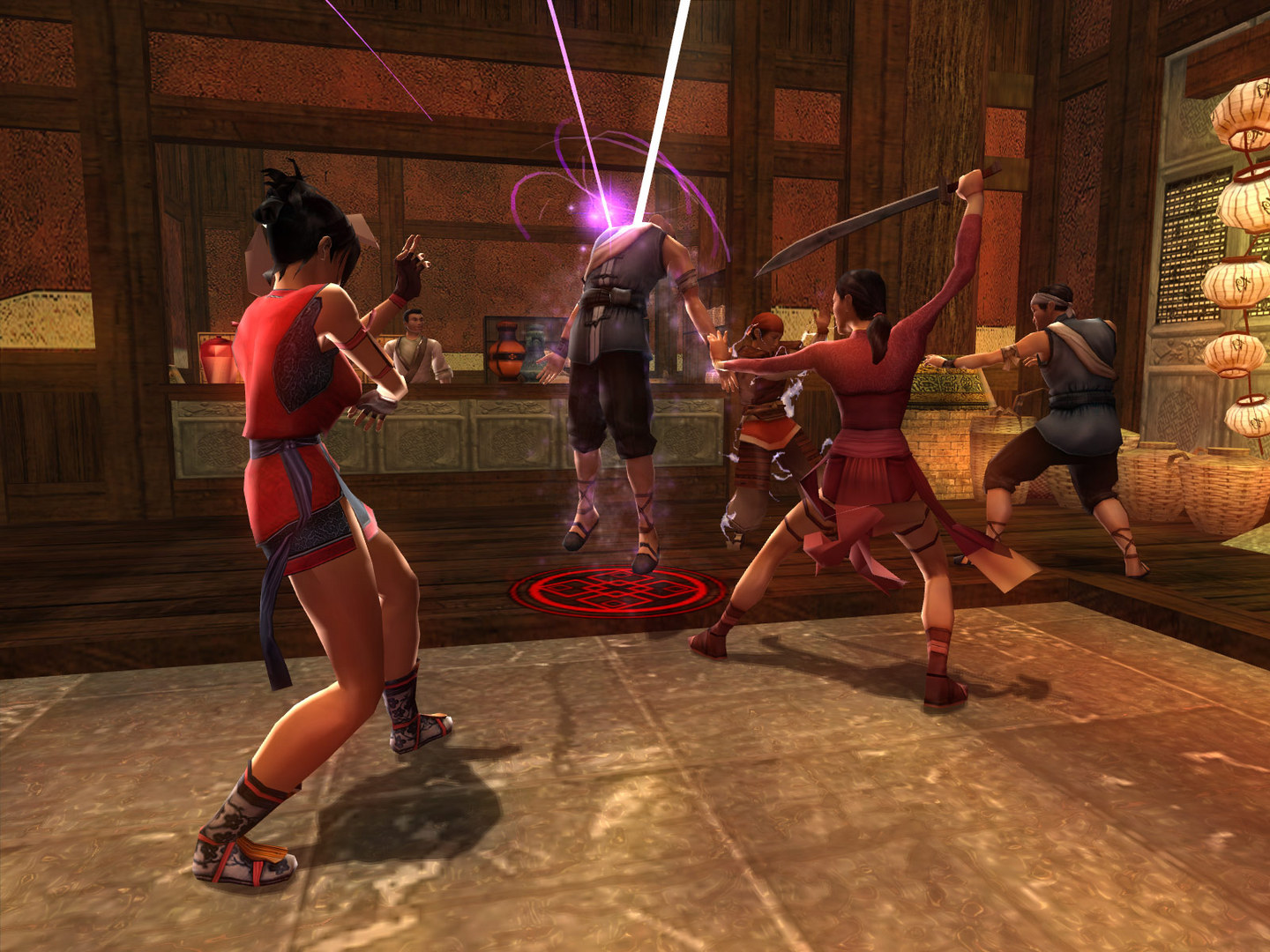 Jade Empire: Special Edition screenshot 2