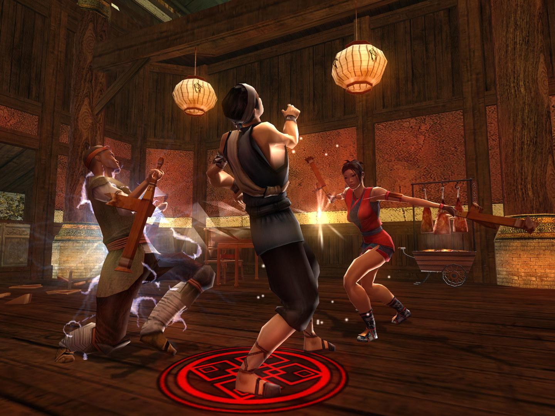 Jade Empire: Special Edition Screenshot 1
