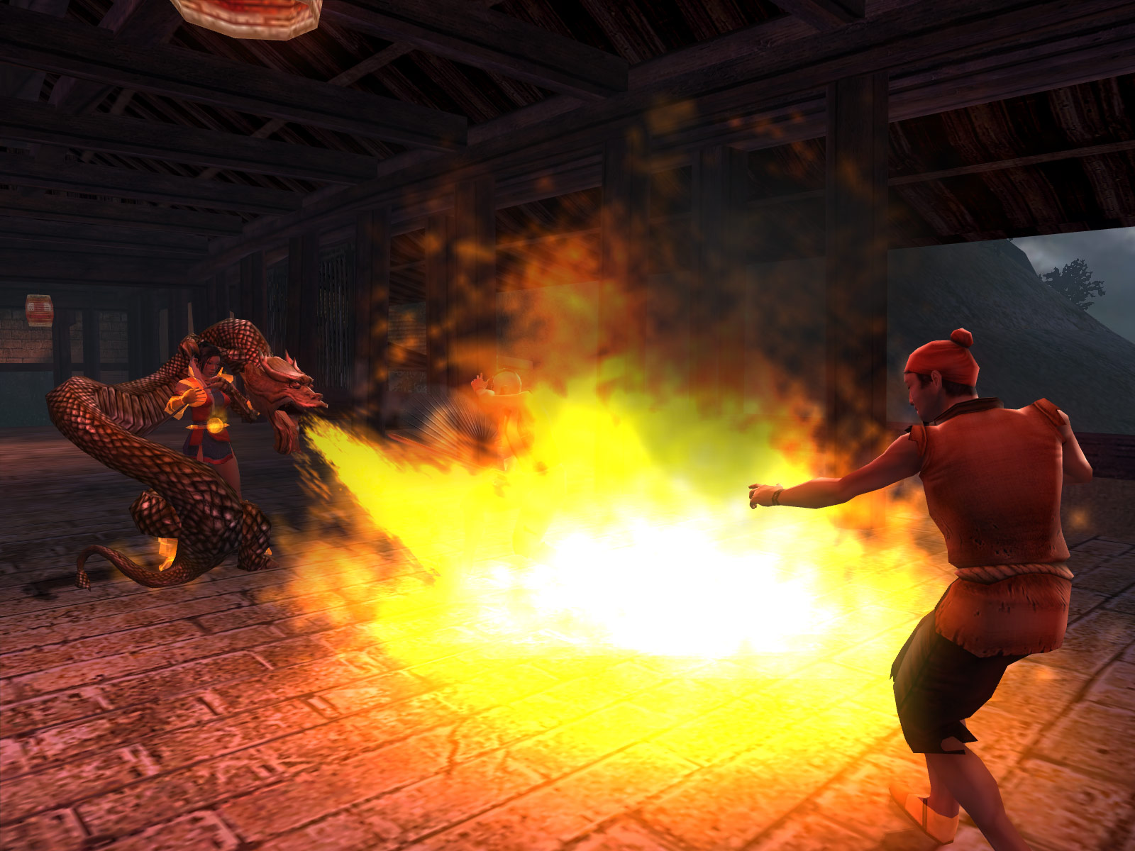 Jade Empire: Special Edition screenshot