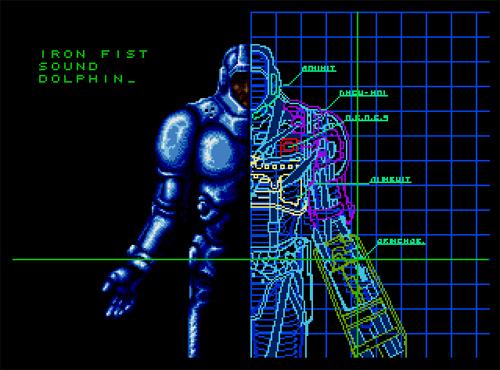 ESWAT: City Under Siege screenshot