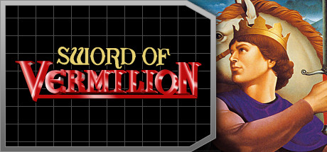 Sword of Vermilion™