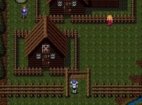 Sword of Vermilion screenshot