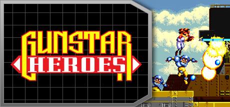 Gunstar Heroes game image