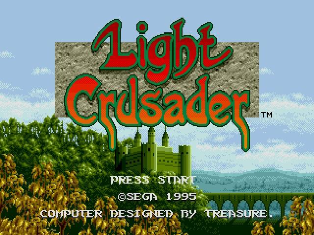 Light Crusader screenshot