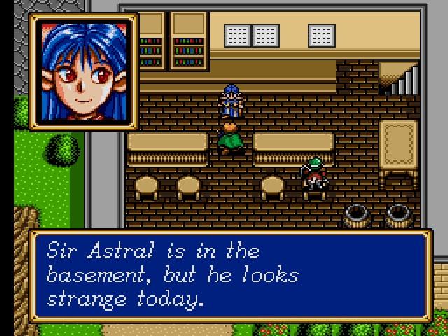 Shining Force II screenshot
