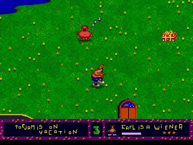 ToeJam & Earl screenshot