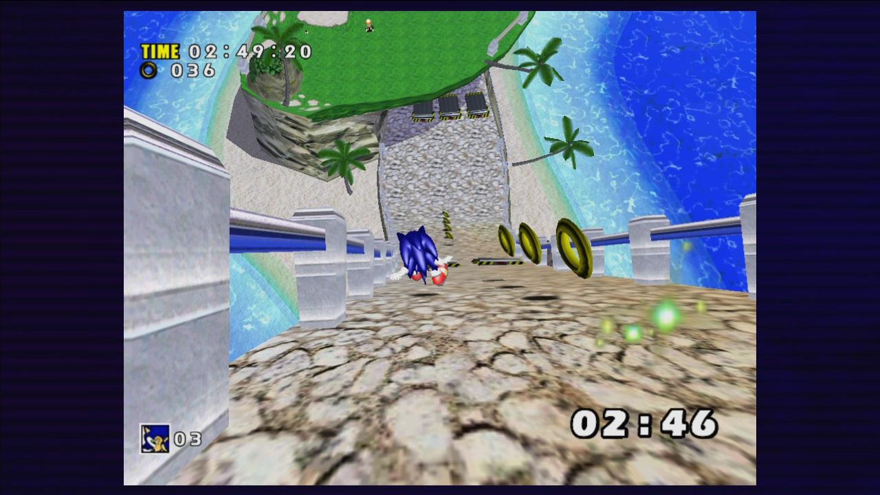 Sonic Adventure DX screenshot