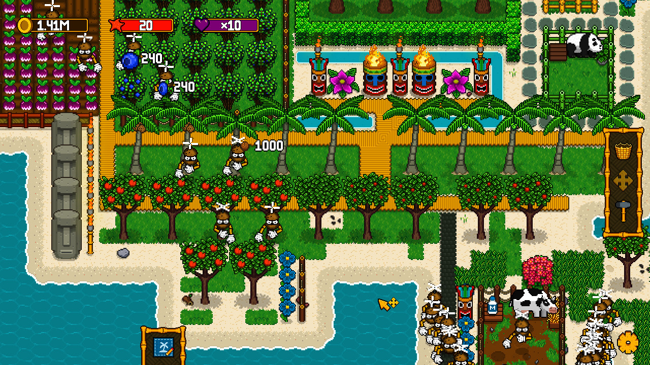 The Islander screenshot