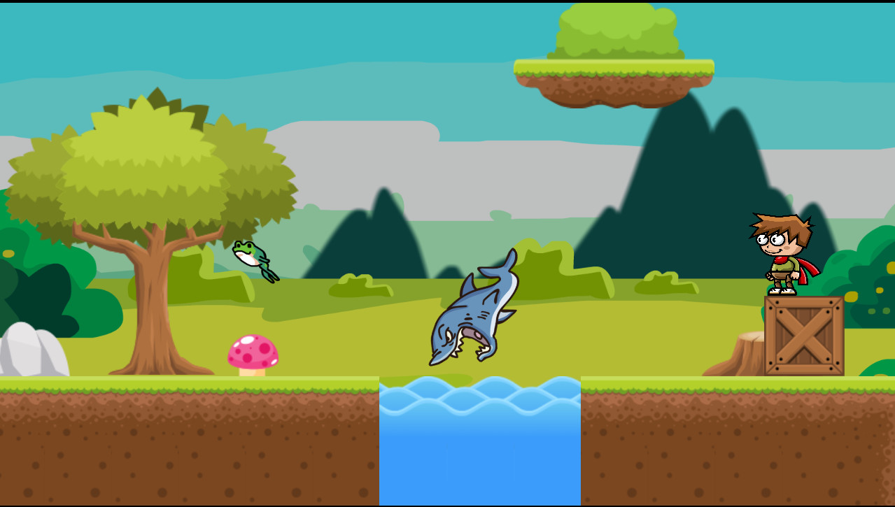 Lost in the Forest screenshot