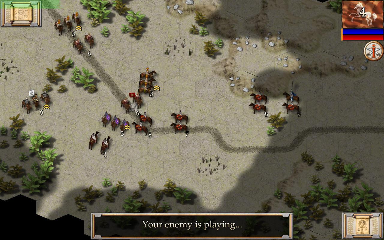 Ancient Battle: Hannibal screenshot