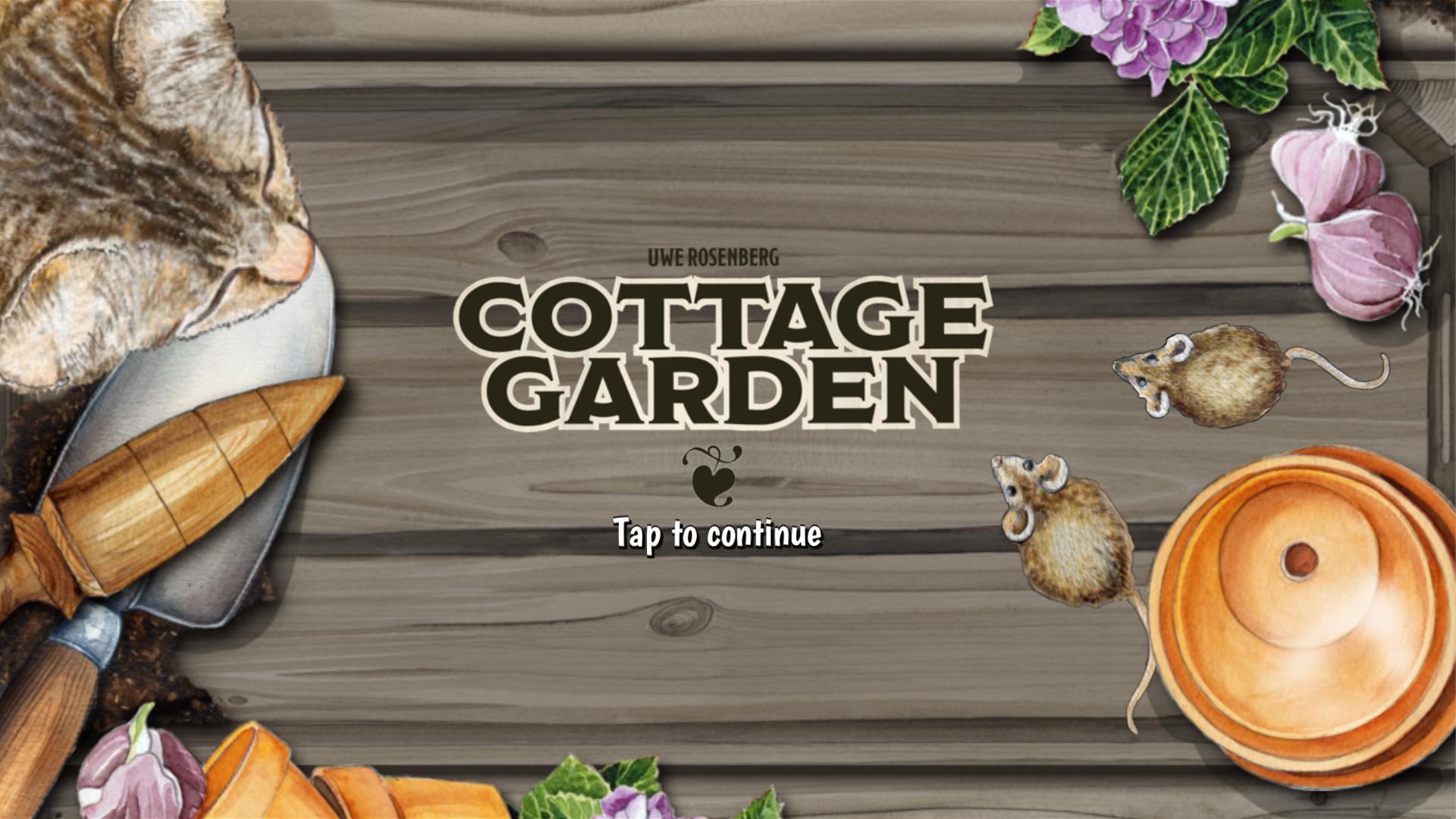 cottage garden on steam