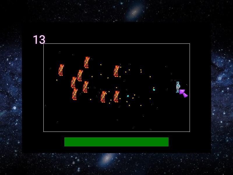Galactic Lords screenshot