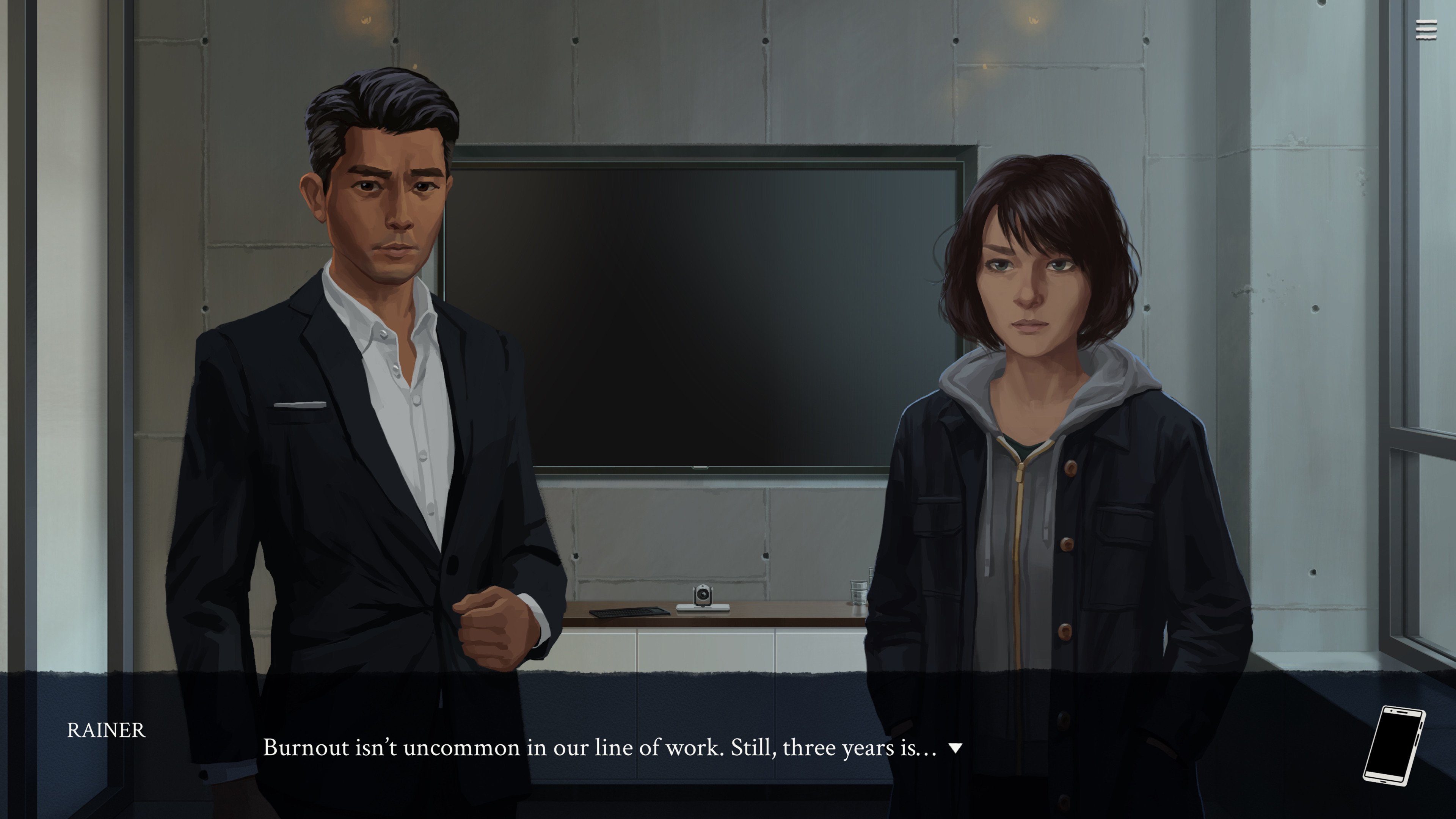 Eliza screenshot