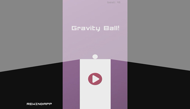Gravity Ball screenshot