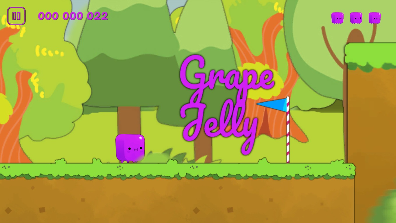 Grape Jelly screenshot