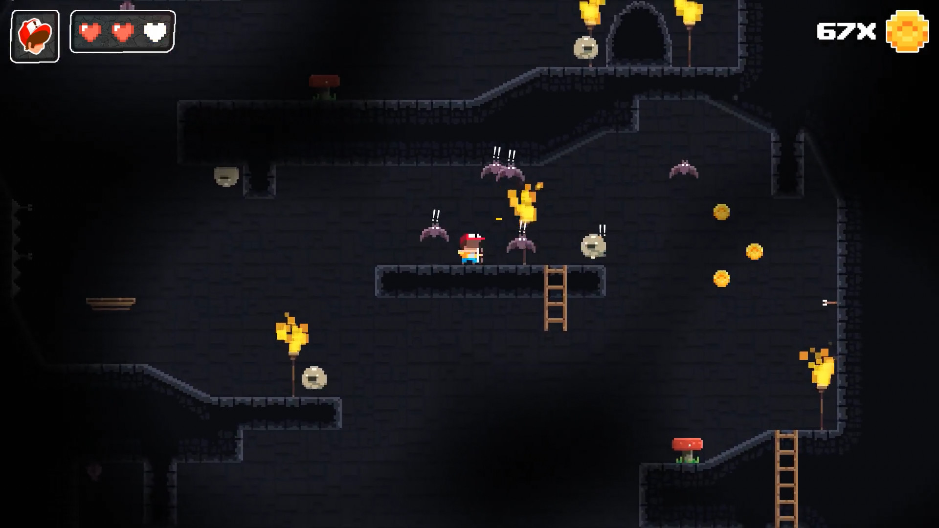 Super Dungeon Boy screenshot