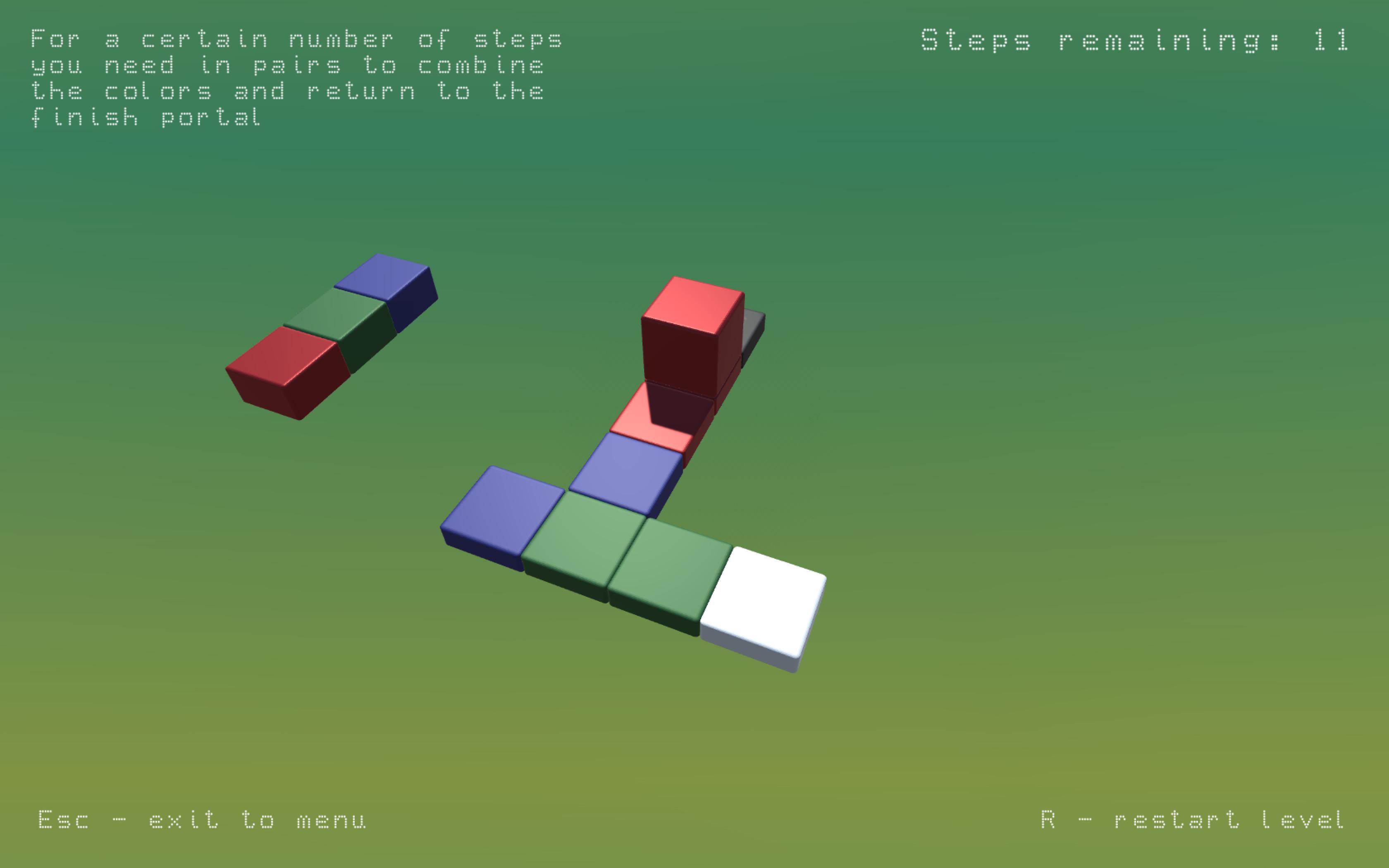 Cubic screenshot