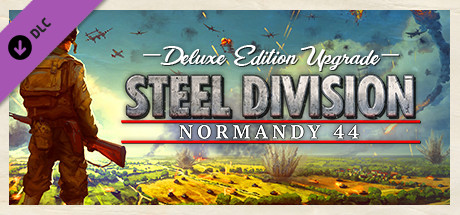 Allgamedeals.com - Steel Division: Normandy 44 - Deluxe Edition Upgrade Pack - STEAM