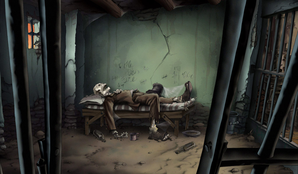 Runaway, A Road Adventure screenshot