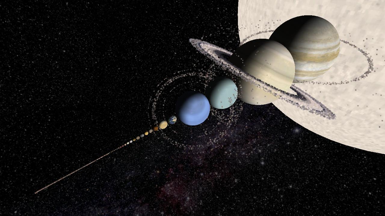Universe Sandbox Legacy screenshot