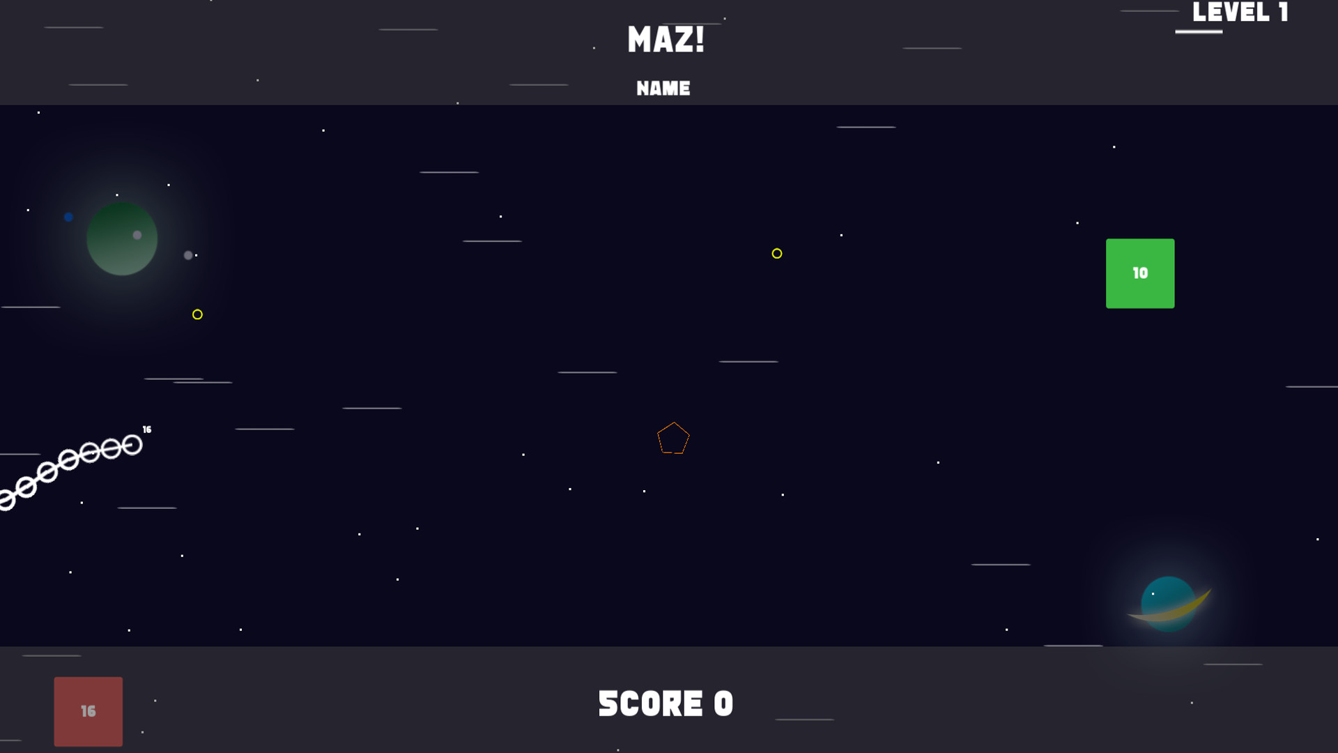 MAZ! screenshot