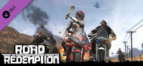 Road Redemption - Concept Art and Videos