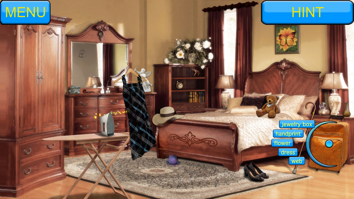 Hidden Object - Sweet Home screenshot
