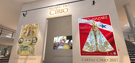 Museu do Círio de Nazaré em Realidade Virtual
