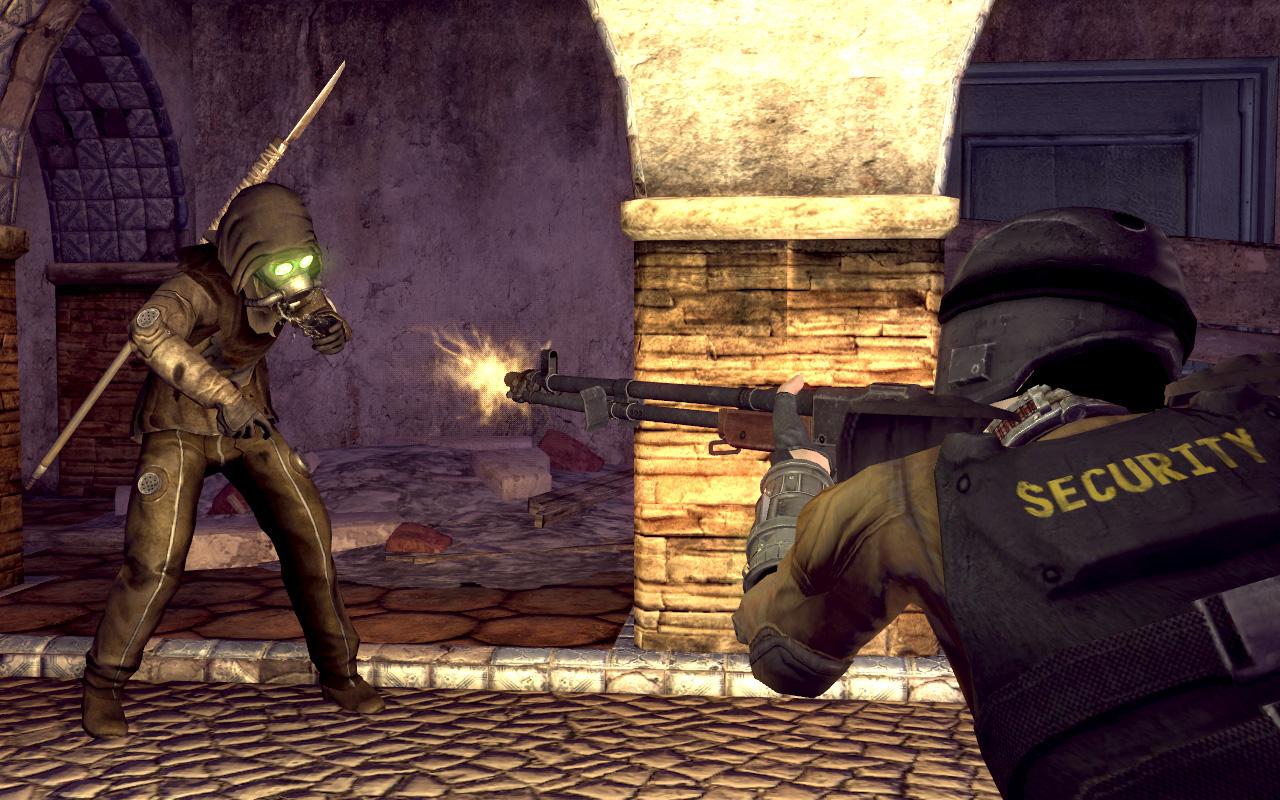 Fallout New Vegas: Dead Money screenshot