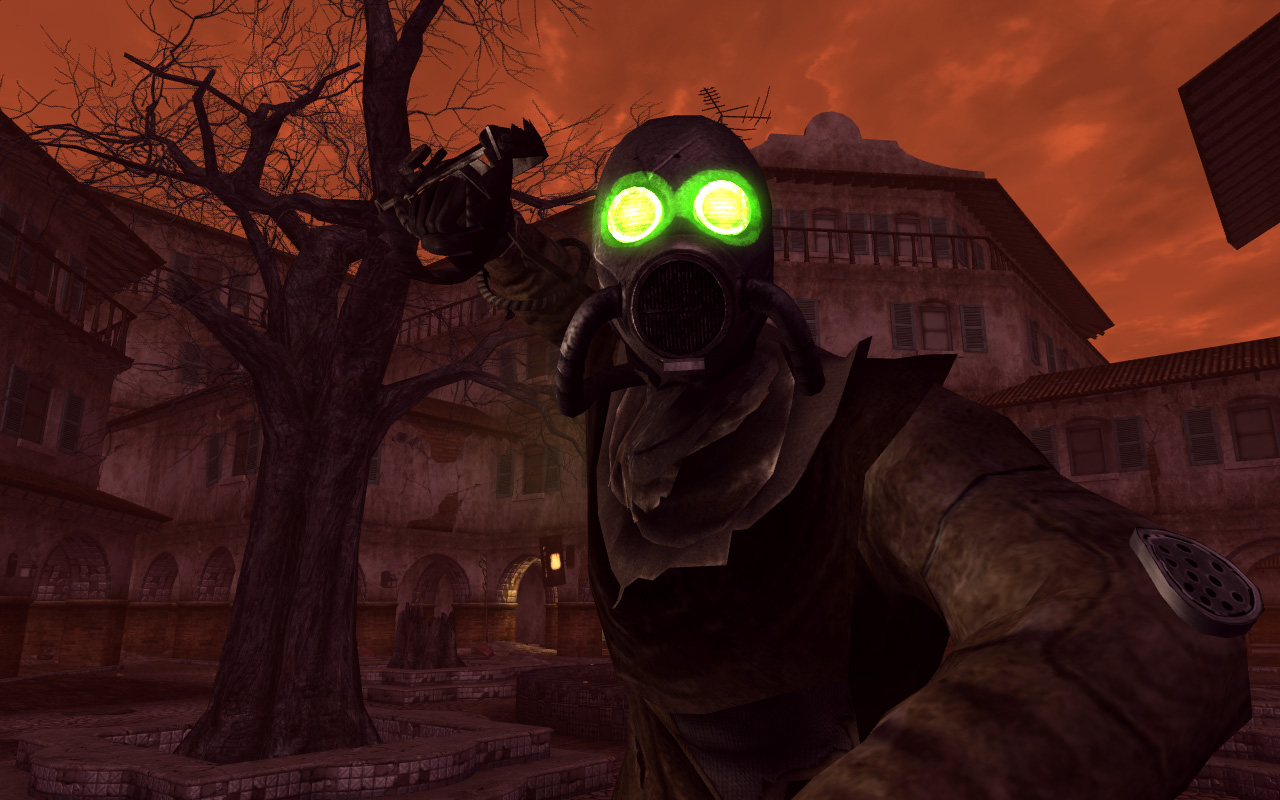 Fallout New Vegas: Dead Money screenshot