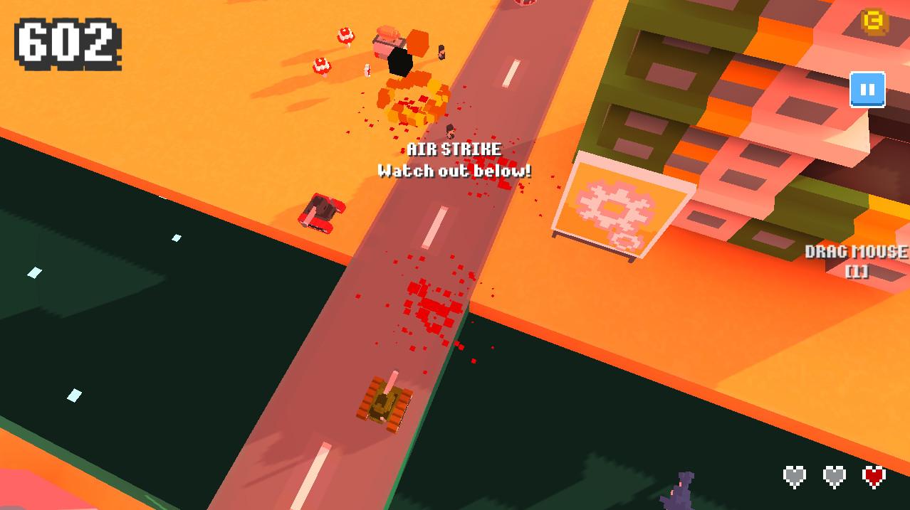 Operation Desert Road screenshot