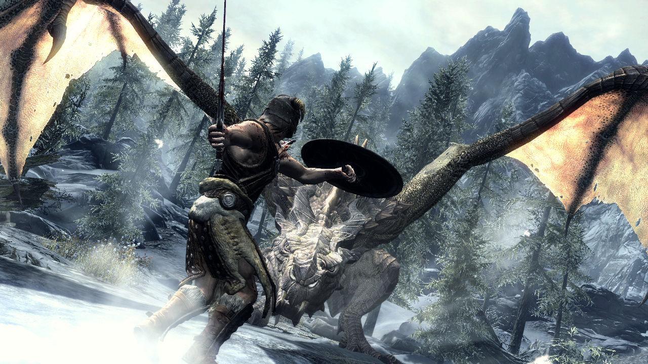 The Elder Scrolls V: Skyrim [JTAG|FULL|DLC] [GOD] [2011|Rus]