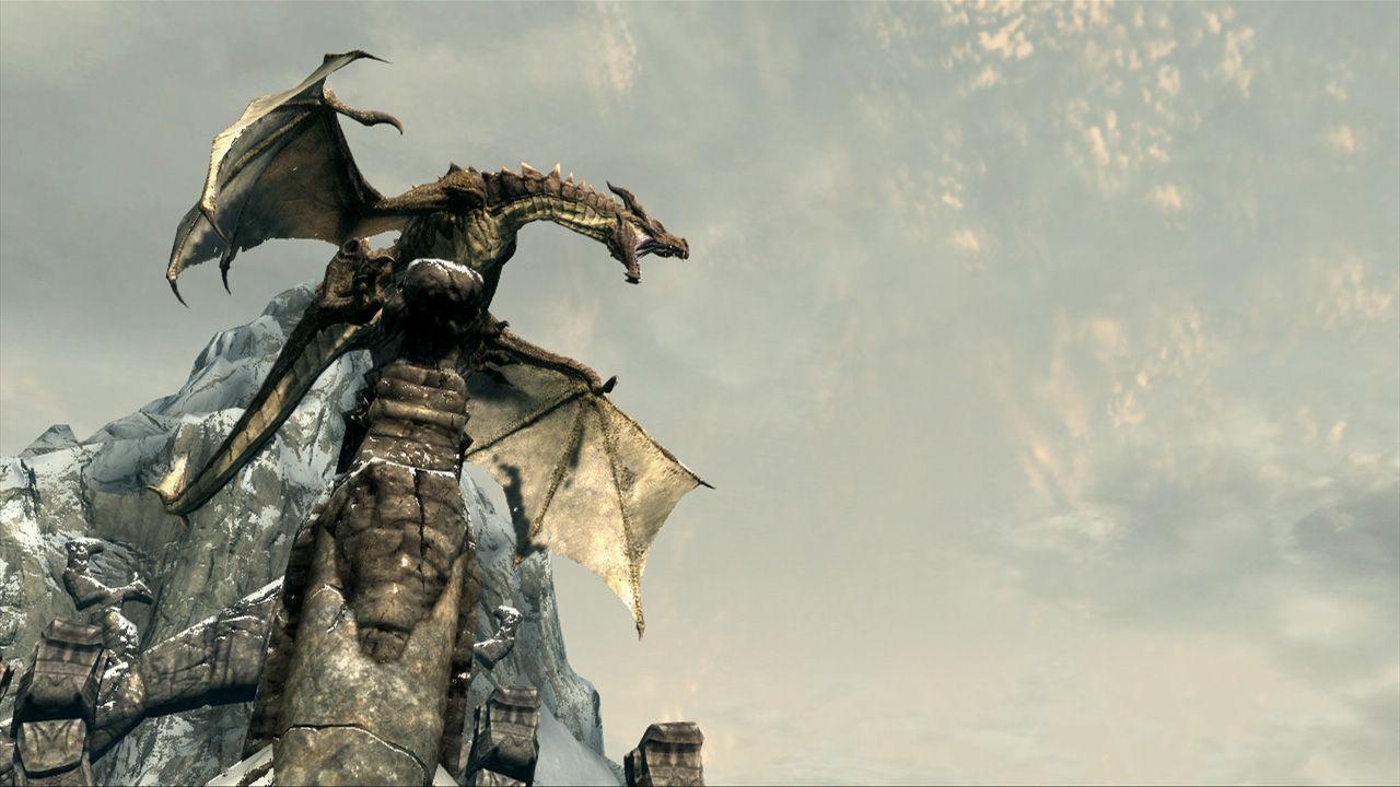 The Elder Scrolls V: Skyrim [JTAG FULL DLC] [GOD] [2011 Rus]