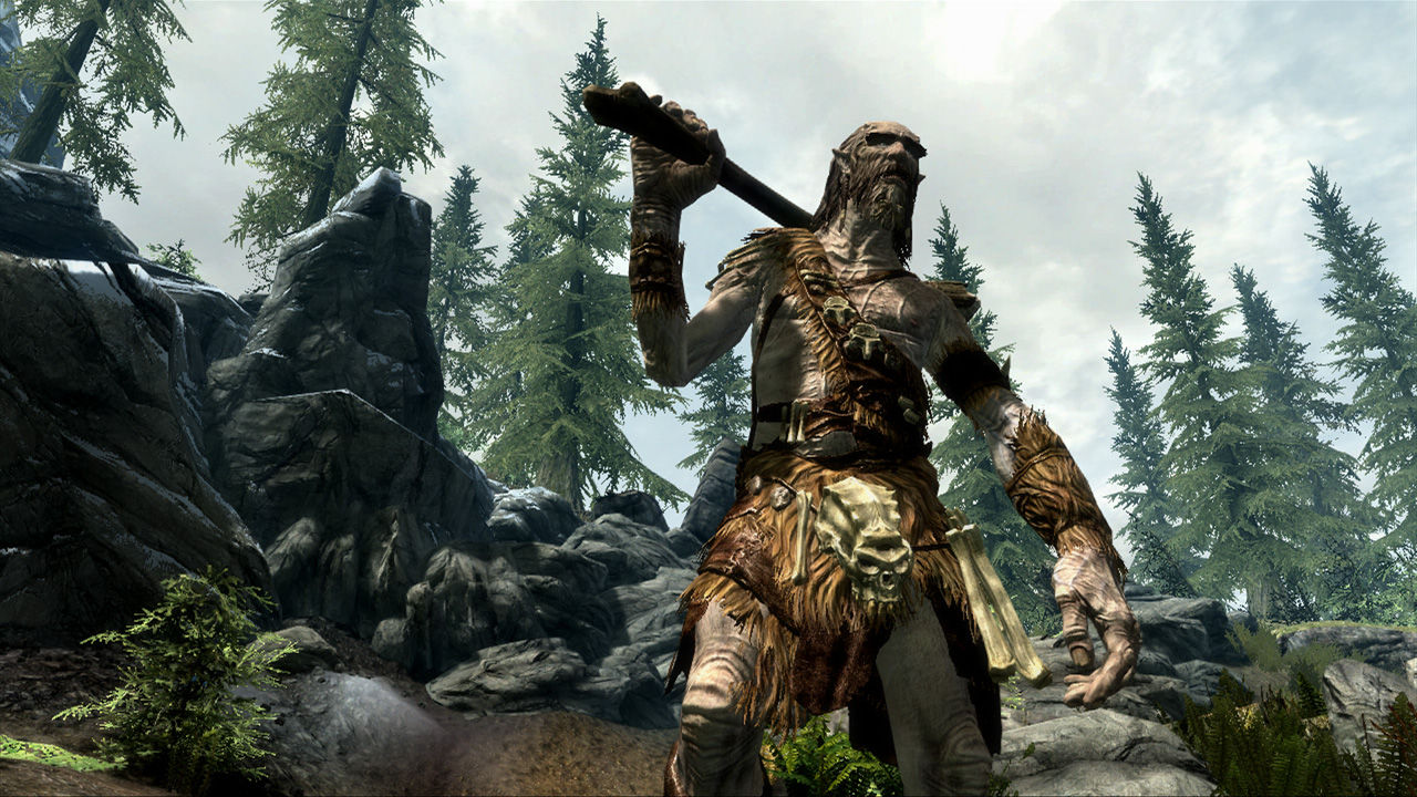 The Elder Scrolls V: Skyrim [JTAG|FULL|DLC] [GOD] [2011|Rus]