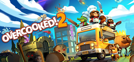 Allgamedeals.com - Overcooked! 2 - STEAM