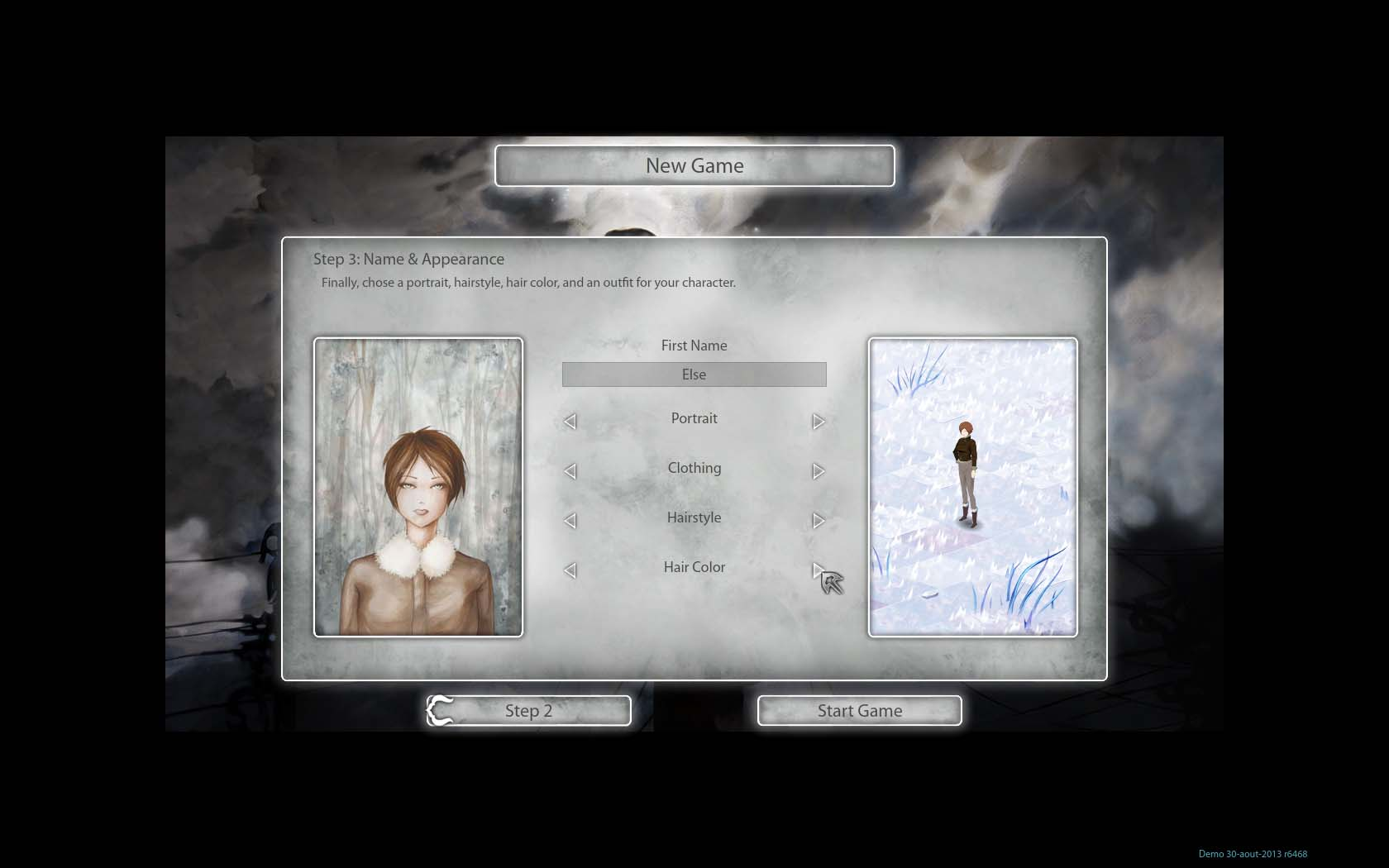 Winter Voices screenshot