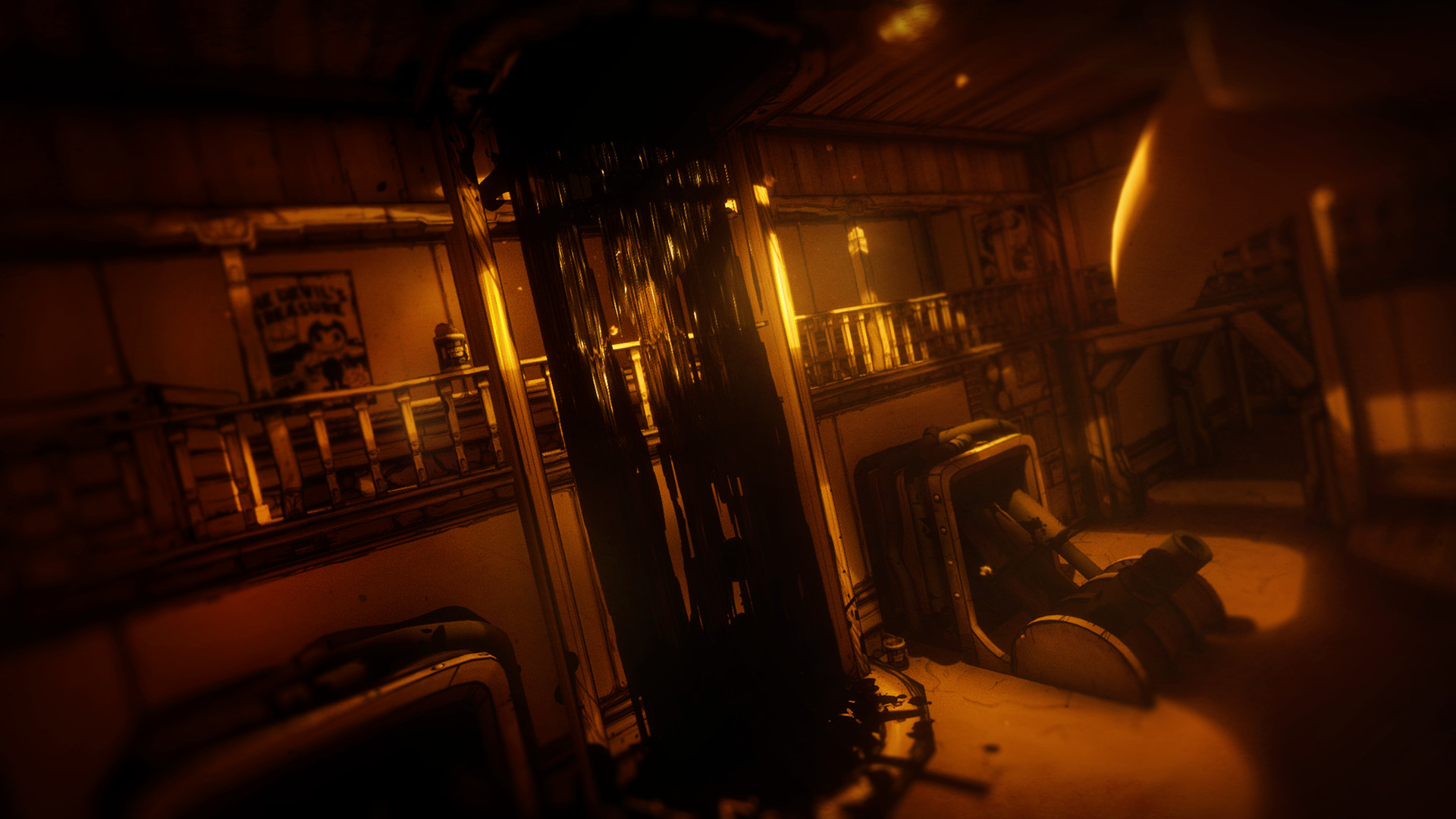 Bendy and the Ink Machine: Chapter Four Steam Discovery