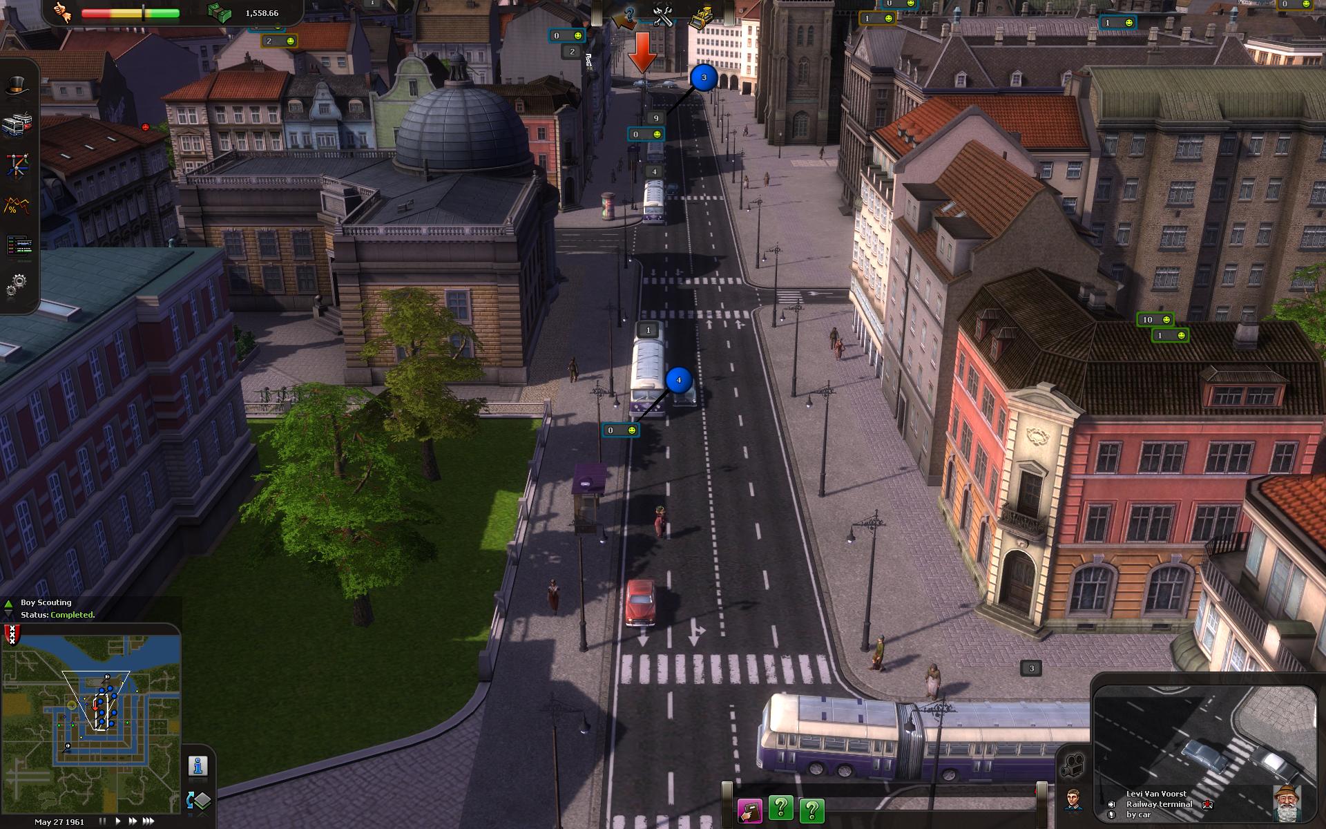 Cities in Motion screenshot
