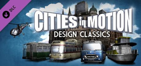 Cities in Motion: Design Classics