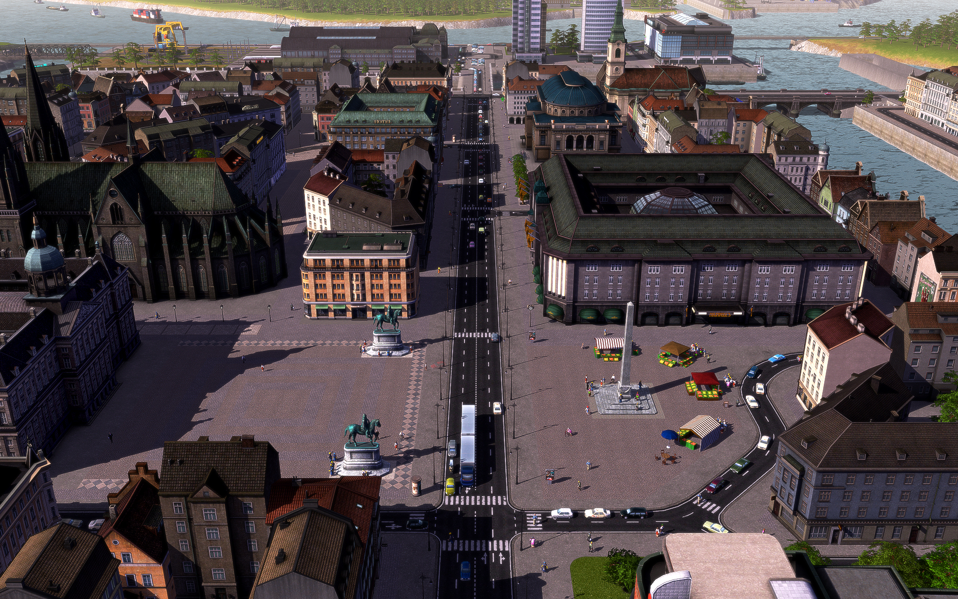 Cities in Motion: Design Classics screenshot