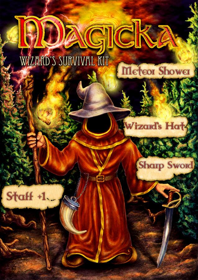Magicka: Wizard's Survival Kit screenshot