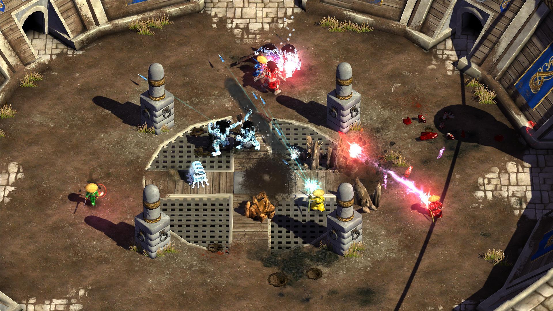 Magicka: Nippon screenshot