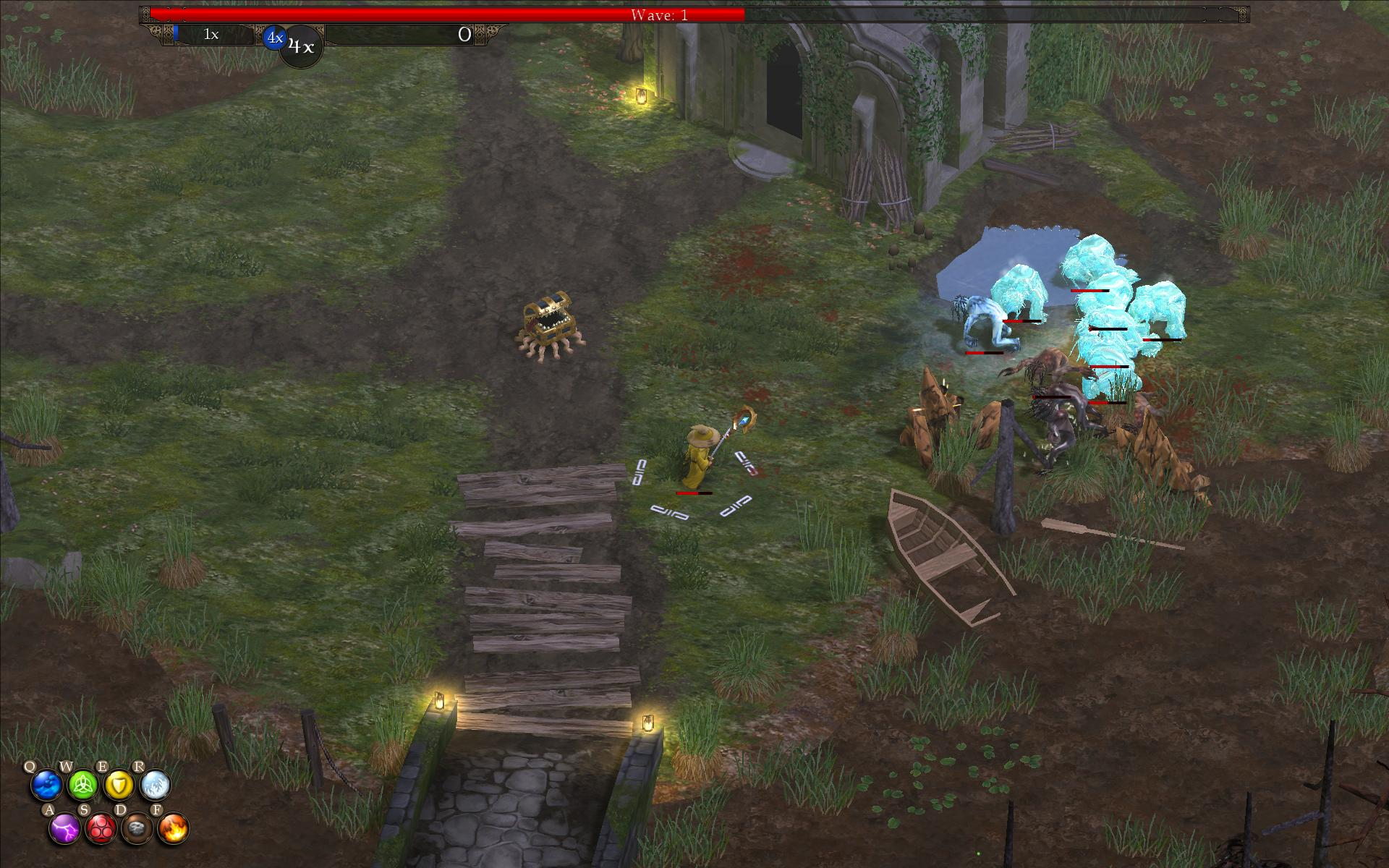 Magicka: Marshlands screenshot