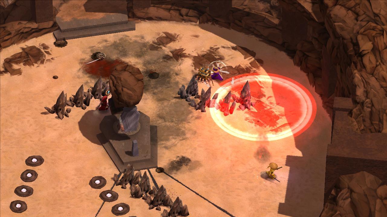 Magicka: Final Frontier screenshot