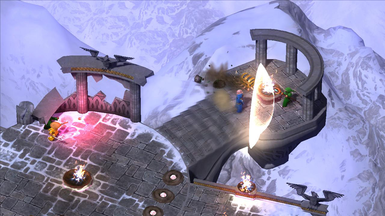 Magicka: The Watchtower screenshot