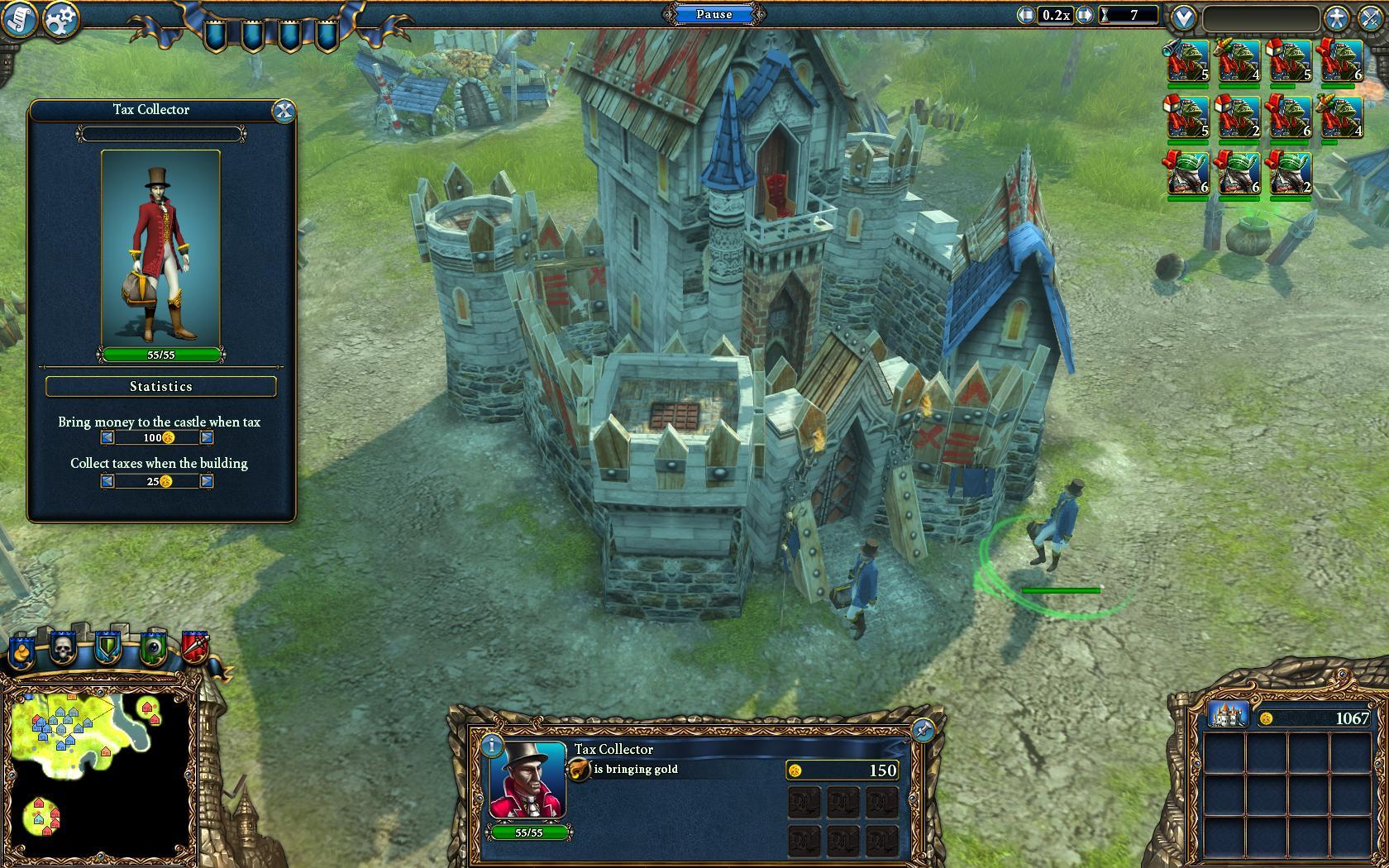 Majesty 2: Monster Kingdom screenshot